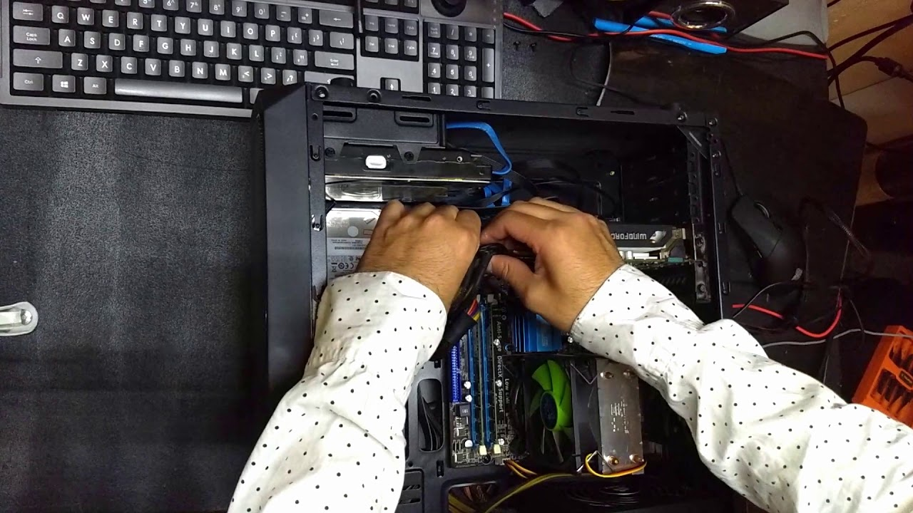 RX 570 AliExpress Unboxing