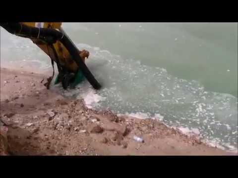 6-Zoll-Bagger-Anbaugerät für Baggerpumpen - Wirbelpumpe