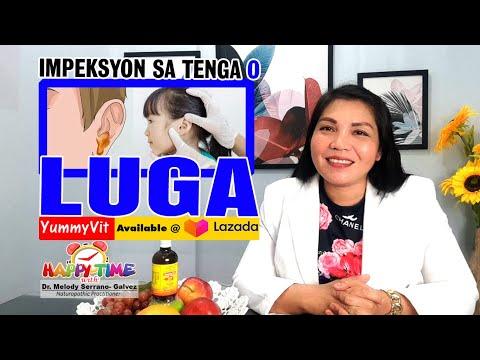 Home Remedy para sa may Impeksyon sa Tenga o Luga.