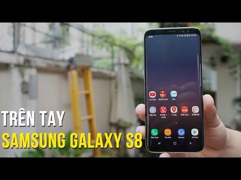 Samsung Galaxy S8 có thực sự đẹp như lời đồn?