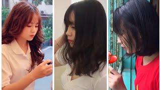 Tik Tok Gái Xinh Việt Nam - Xinh Xắn Nhỏ Nhắn Có Làm Anh Say Đắm