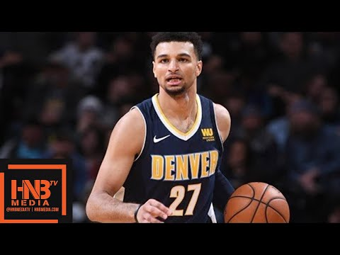 Denver Nuggets vs Sacramento Kings 1st Half Highlights / Week 6 / 2017 NBA Season