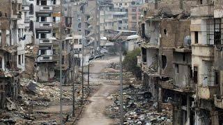 أكثر من 100 قتيل في حلب بغارات لنظام الاسد وطائرات روسية