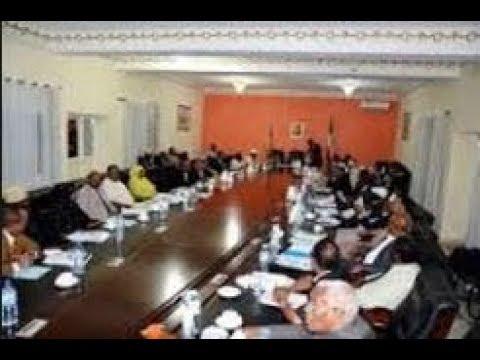 Shirkii Golaha Wasiirada oo Shacabka Looga Digay inay u Socdaalaan Somalia