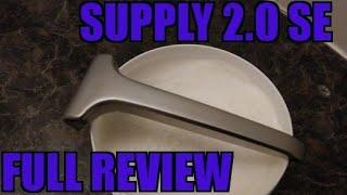 SUPPLY 2.0 Single Edge razor REVIEW