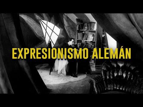 Expresionismo Alemán: La vanguardia de entre-guerras.