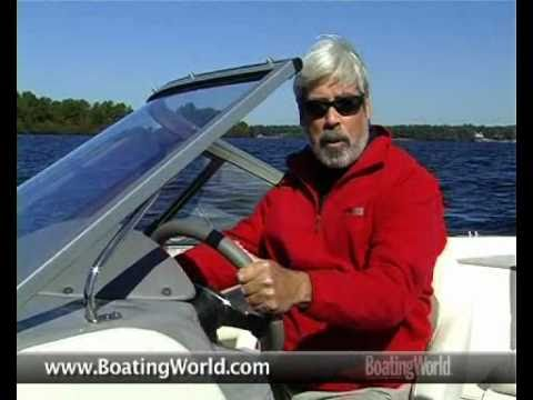 Stingray 208LR Walk-thru Video with Boating World Magazine