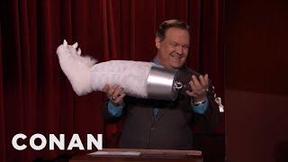 Andy Richter's Lucky Rabbit's Foot  - CONAN on TBS