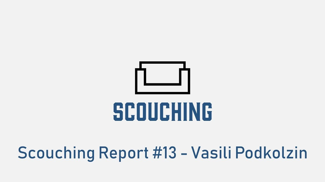 2019 Draft Countdown No  3: Vasili Podkolzin