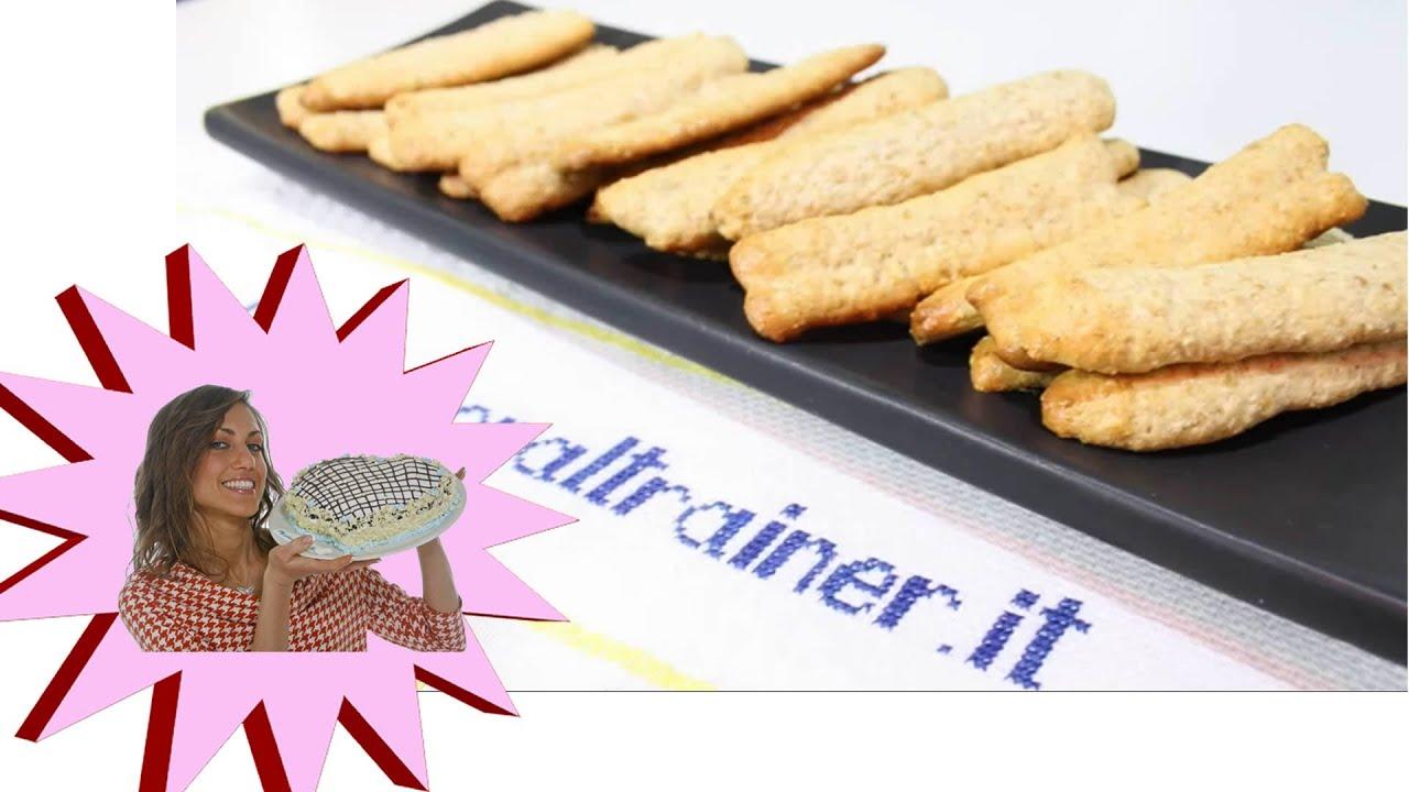 ricetta di biscotti dietetici fatti in casa