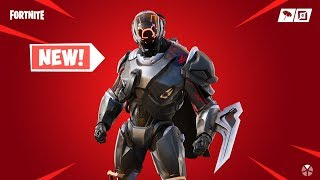 *NEW* VISITOR SKIN IN FORTNITE BATTLE ROYALE! Season X Mystery Skin