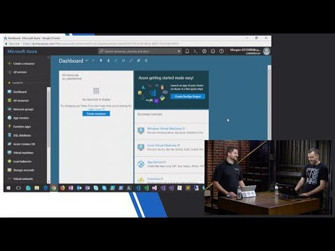 Introduction to Azure for Lab Developers