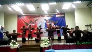 Kayaw Malaysia Dance