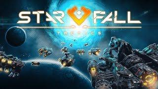 Однажды в далёкой-далёкой галактике...   Starfall Tactics