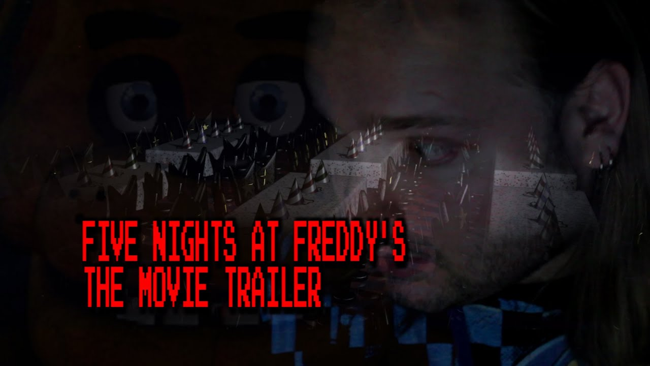 five nights at freddy s the movie trailer youtube