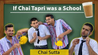 If Chai Tapri was a School | Funcho