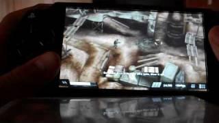 Killzone Liberation gameplay psp