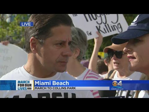 'There Is No Middle Ground': Miami Supt. On Crime, Gun Control