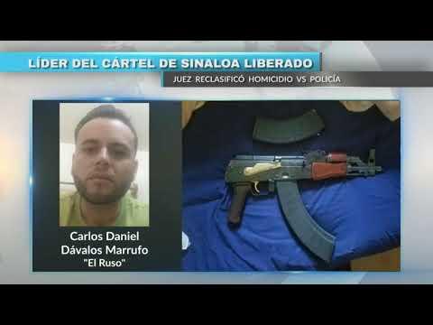 Líder del cártel de Sinaloa es liberado