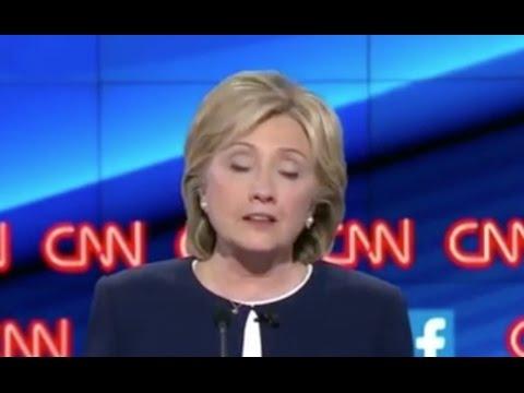 Hillary Clinton Lies to America