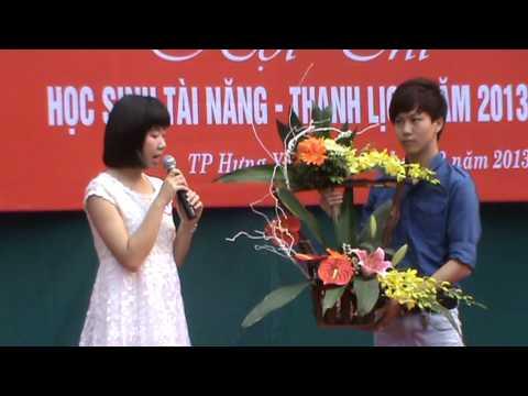 Thuyết trình thi tài năng - Trương Lê Hoàng Uyển Trinh (THPT Hưng Yên 26-3-2013)
