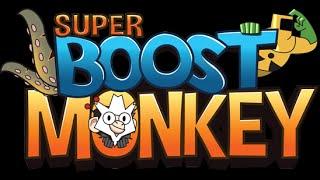 Super Boost Monkey Gameplay - Free On iOS