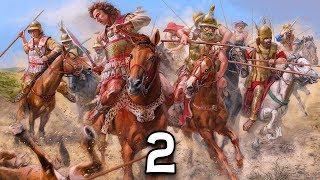 Alexander The Great Reborn!  Total War: Ancient Empires #2