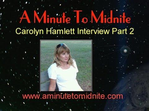 Carolyn Hamlett - Illuminati Plan A Fake Antichrist Before The False Messiah