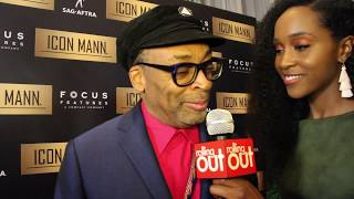 Spike Lee: The Academy did not nominate me until 2019!?