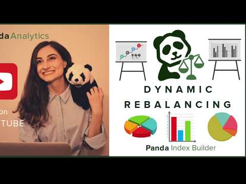 DYNAMIC REBALANCING IN CRYPTO INDEX BUILDING