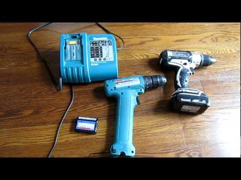 Use inexpensive lipo batteries to run cordless drills