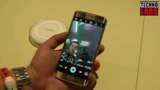 Galaxy S6 ve Galaxy S6 Edge ön inceleme - Samsung'un yeni yıldızları Galaxy S6 ve Galaxy S6 Edge, başlıca özellikleriyle ön inceleme videomuzda. Barselona'da Mobile Unpacked 2015 etkinliğinde gün ...