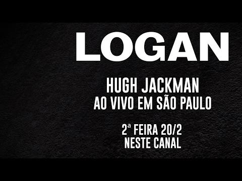 HUGH JACKMAN AO VIVO EM SÃO PAULO - ENTREVISTA