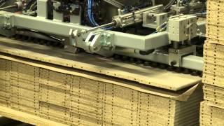 IKEA Robot de la ligne d'emballage fait par des Teamsters AB