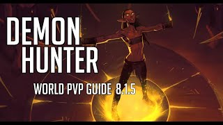 Demon Hunter | 8.1.5 World PVP | Talent/Azerite Guide