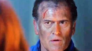 Ash vs. Evil Dead - Season 2 |official FIRST LOOK (2016) Bruce Campbell