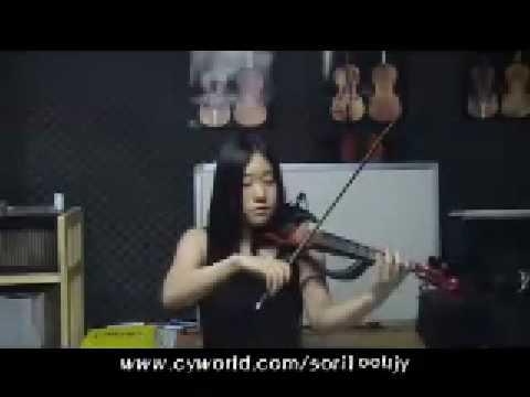Canon in D - Electric Violin