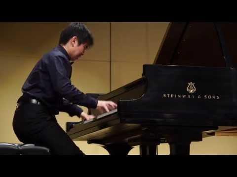 Cliburn Junior 2015 Tony Yike Yang Quarterfinal Round