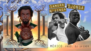10. Samora N'zinga - México part. Djonga