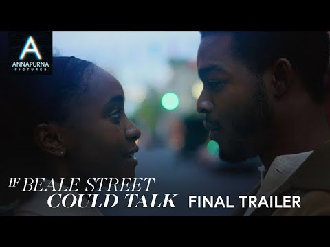 IF BEALE STREET COULD TALK | Final Trailer