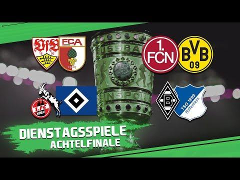 Deutscher YT-Pokal I Dienstagsspiele I Achtelfinale |  YTBL [REUPLOAD]