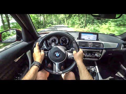 BMW 1 Series (F20) 4K   POV Test Drive #087 Joe Black