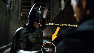 I Watched The Dark Knight Rises in 0.25x Speed and Here's What I Found