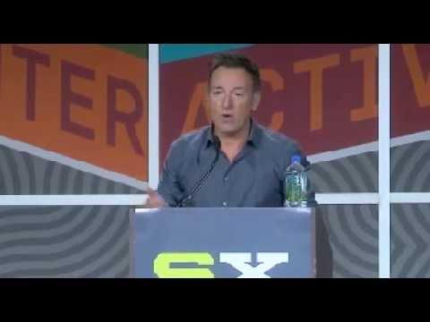 Bruce Springsteen Praises
