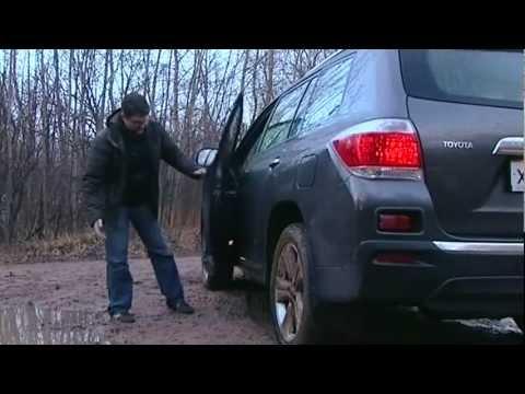 2011 Toyota Highlander Тест драйв