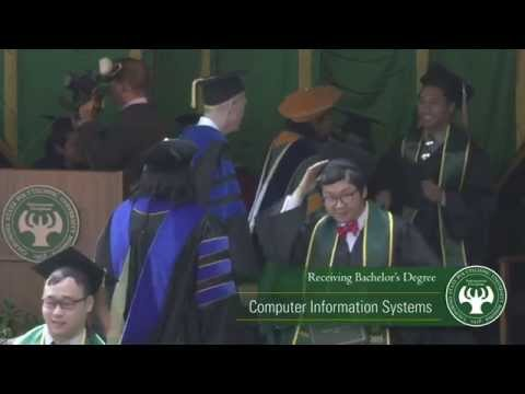 Cal Poly Pomona Commencement 2015 - College of Business