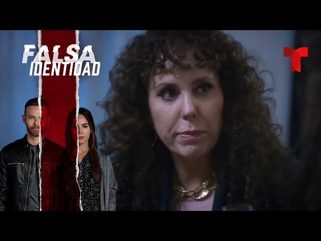 Falsa Identidad | Capítulo 28 | Telemundo Novelas