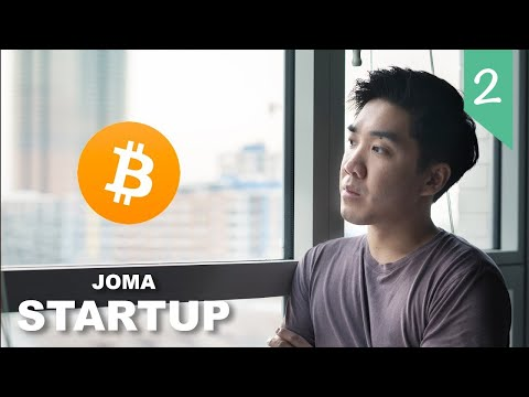 STARTUP EP 02 | Bitcoin Millionaire Pitches His Startup Idea (Sold 114 BTC for $1.6M)