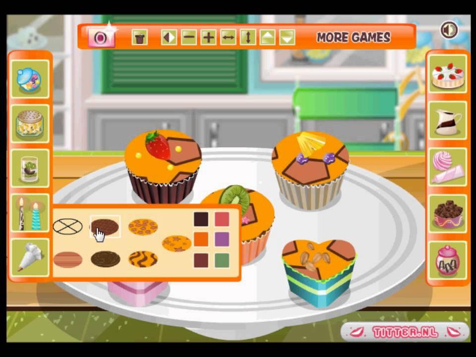My Birthday Cake Cooking Game Youtube