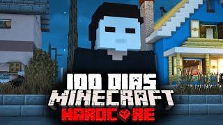 Sobreviví 100 días En Un Apocalipsis de Terror En Minecraft HARDCORE... Esto fue lo que pasó